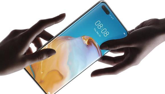 Huawei P40 Pro. (Imagen: Difusión)