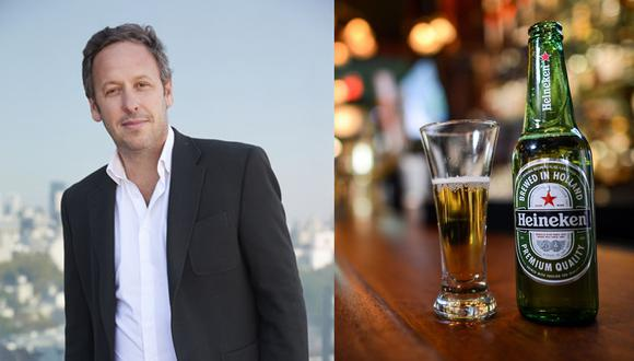 Leandro Berrone, director de Heineken Perú. (Fotos: Difusión)