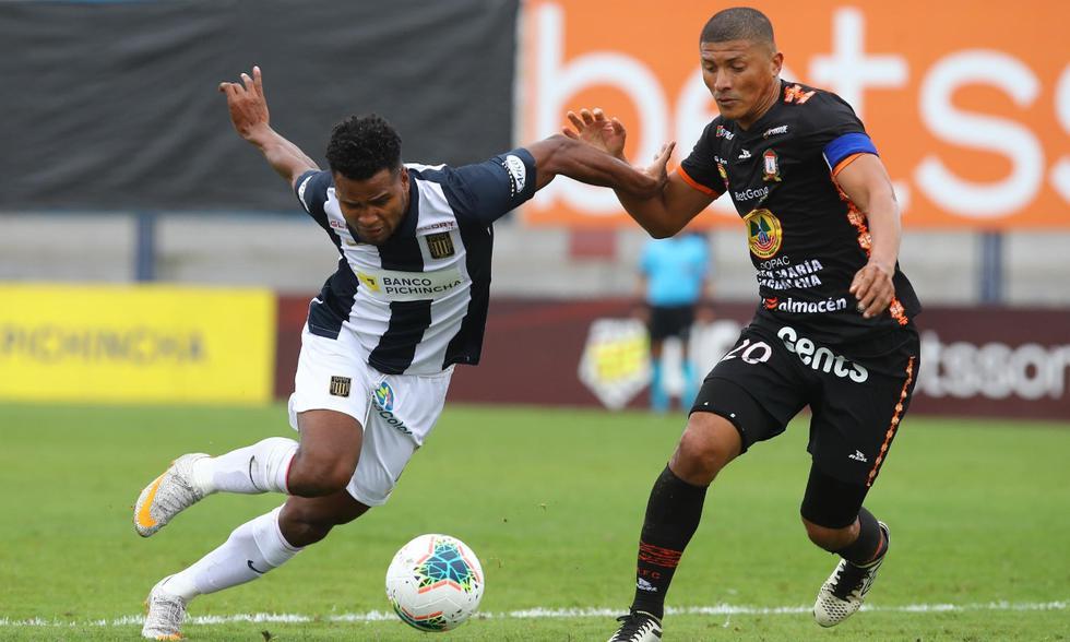 Alianza Lima vs. Ayacucho FC: las imágenes del partido por la Liga 1 | Foto: @LigaFutProf