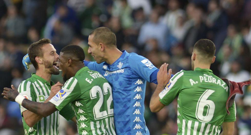 Real Betis chocará con Athletic Club por LaLiga Santander. Conoce los horarios y canales de todos los partidos de hoy, domingo 8 de diciembre. (AFP)