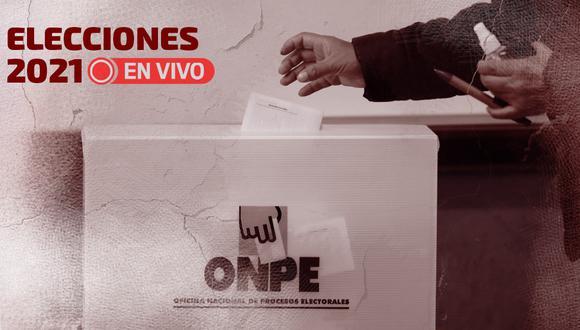 Revisa aquí las últimas noticias en vivo y en directo tras las Elecciones Perú 2021 para este jueves 1 de julio. FOTO: El Comercio.