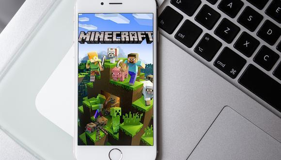Minecraft. (Foto: Do you mockup)