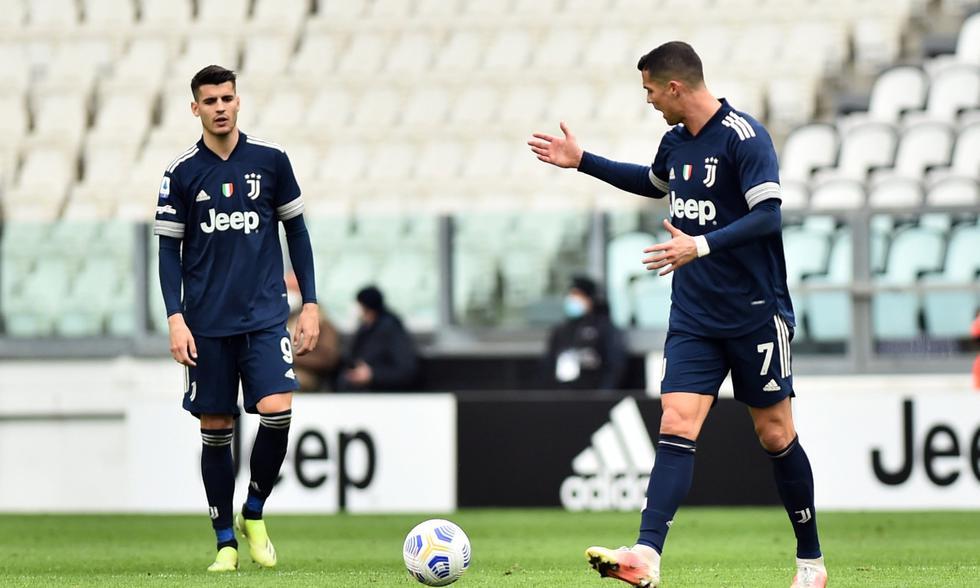 Juventus vs. Benevento: las imágenes del partido por la Serie A | Foto: REUTERS