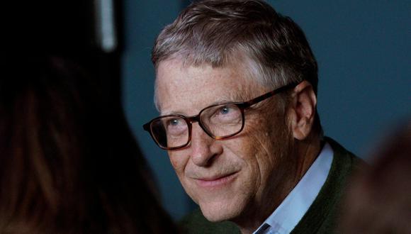 Microsoft ha subido 48% este año, aumentando el valor de la participación de 1% de Gates. (Foto: Reuters)
