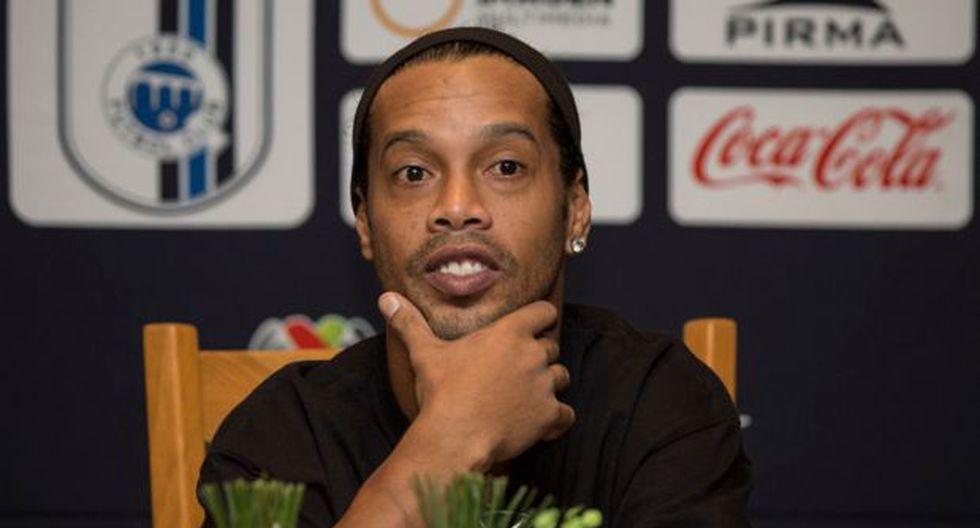 Ronaldinho será del Antalyaspor, aseguran en Turquía