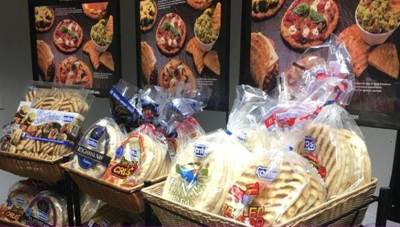 Kontos ha logrado que en varios países árabes se coma pan pita elaborado en Nueva Jersey.