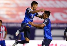 Monterrey venció 2-1 a San Luis por el Apertura 2020 de la Liga MX