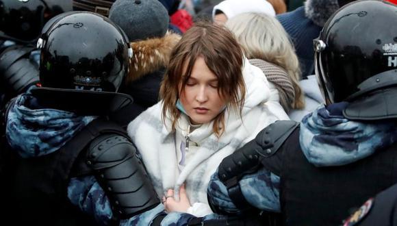 Muchos manifestantes participaban en una protesta por primera vez. (Foto: Reuters).