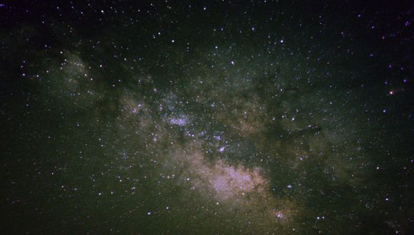 Vía Láctea. (Foto: Wikimedia Commons )