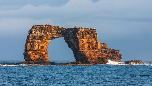 El Arco de Darwin es considerado uno de los mejores lugares para practicar el buceo. (Foto: Shutterstock)