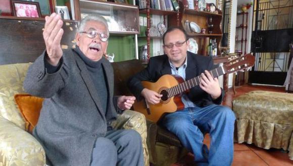 Juan Mosto dejó clásicos del criollismo. (Foto: agencia Andina)