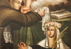 Santa Rosa de Lima: su divina gracia al óleo
