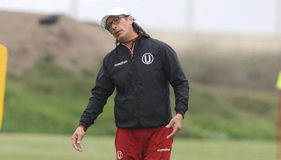 Ángel Comizzo se refirió a la participación de Universitario de Deportes en la Copa Libertadores. (Foto: GEC)