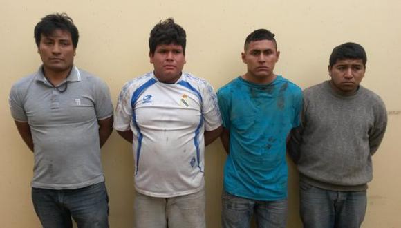 Policía fue herido tras enfrentamiento con 'Injertos de Paiján'