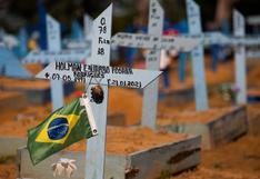 Brasil registra 2.811 muertos por coronavirus en un día y más de 70.000 nuevos contagios