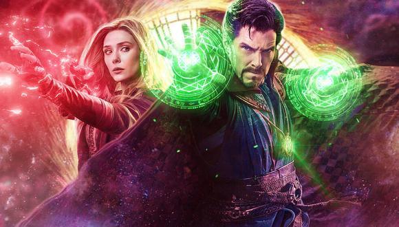 Doctor Strange y Wanda se reencontrarán próximamente en el MCU (Foto: Marvel Studios)