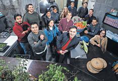 El Encuentro: cocineros jóvenes organizan cena solidaria