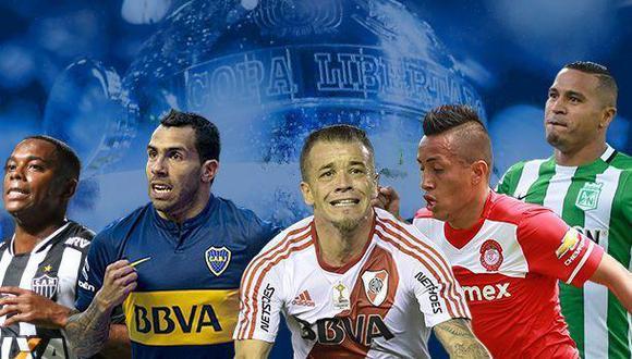 Copa Libertadores 2016: fixture de los cuartos de final