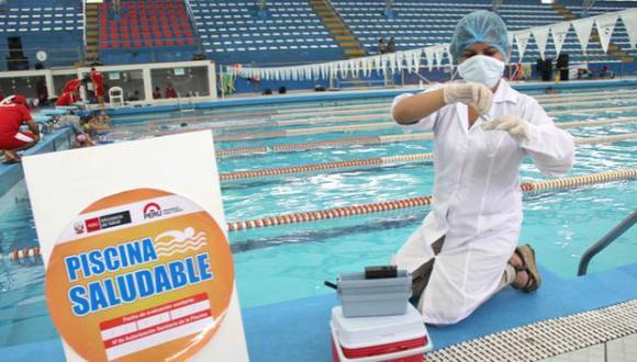 Estas son las 80 piscinas saludables en Lima