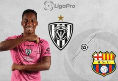 Independiente del Valle vs. Barcelona: fecha, hora y canales de TV del choque por la Liga Pro de Ecuador