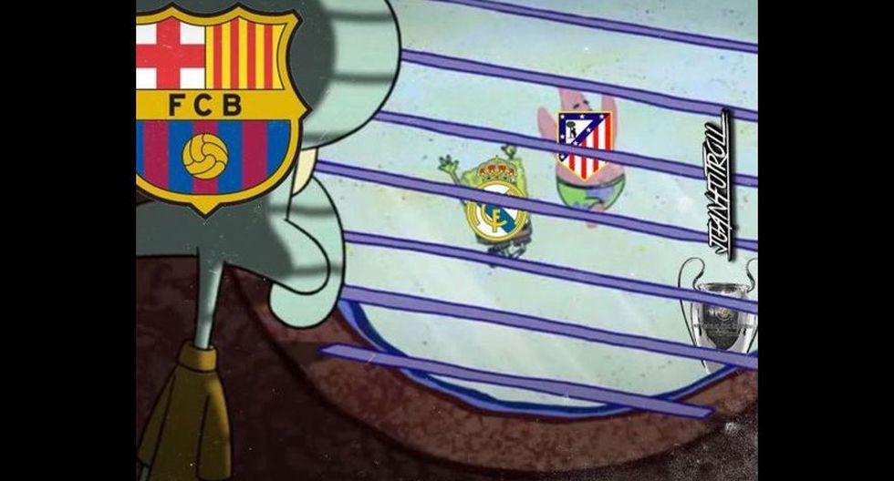 Real Madrid-Atlético de Madrid: así se comenta derbi con memes - 22