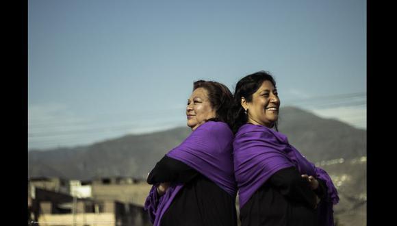 Brigadistas en Acción Contra la Violencia, una red de integración social entre población peruana y migrantes venezolanos. (Foto: Jasmín Ramírez Romero)