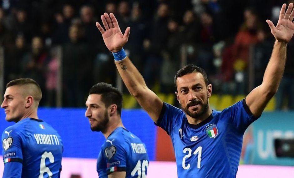 Italia vs. Liechtenstein EN VIVO ONLINE se miden HOY. (Foto: AP)