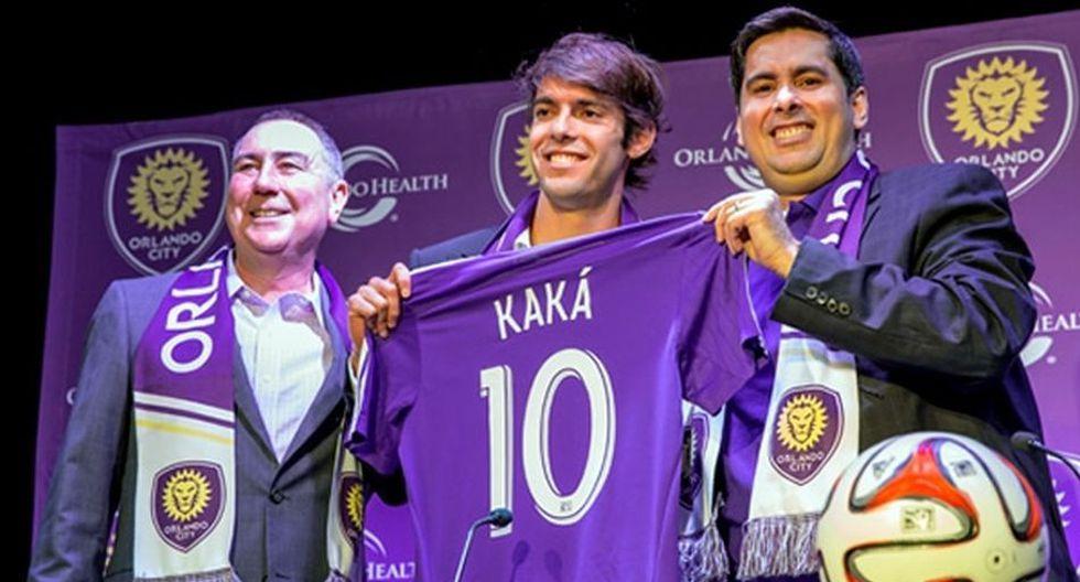 Kaká y Henry entre los diez futbolistas con mayor sueldo en MLS - 1