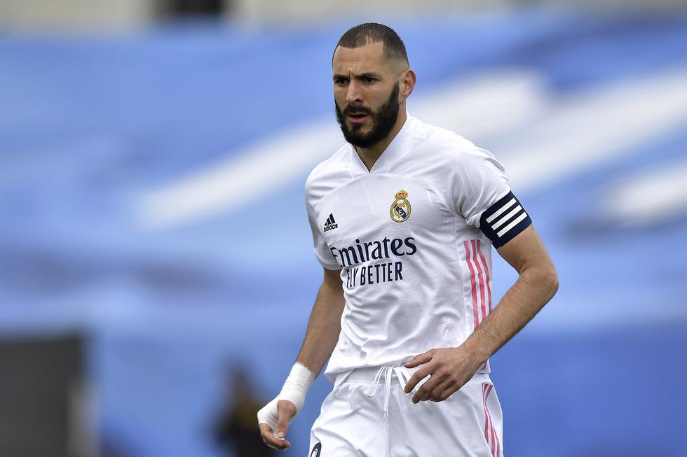 Real Madrid enfrentó al Villarreal por LaLiga Santander