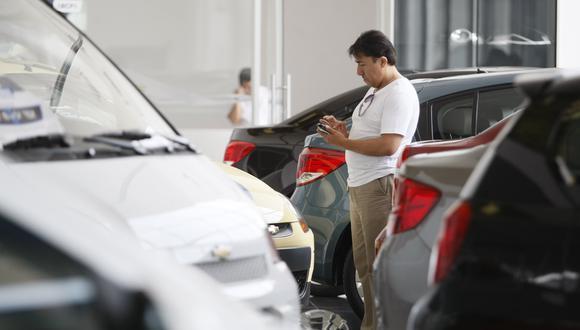 Los créditos vehiculares sumaron S/ 1,843 millones en setiembre. (Foto: GEC)