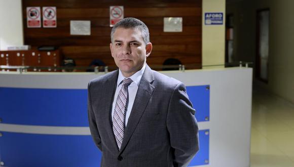 Rafael Vela plantea modificar la Ley de Crimen Organizado y el Código Penal. (Foto: Juan Ponce)