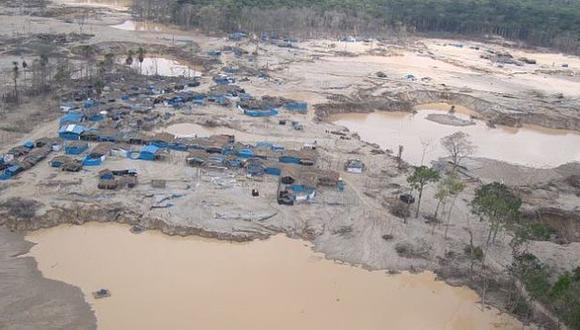 Madre de Dios: realizaron operación contra la minería ilegal