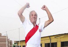 Enrique Casaretto: el 'loco' del 'saltito' y campeón de la Copa América 1975 perdió su último partido