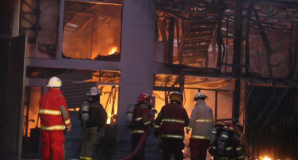 Comas: controlan incendio tras casi 5 horas de trabajo [FOTOS] - 5