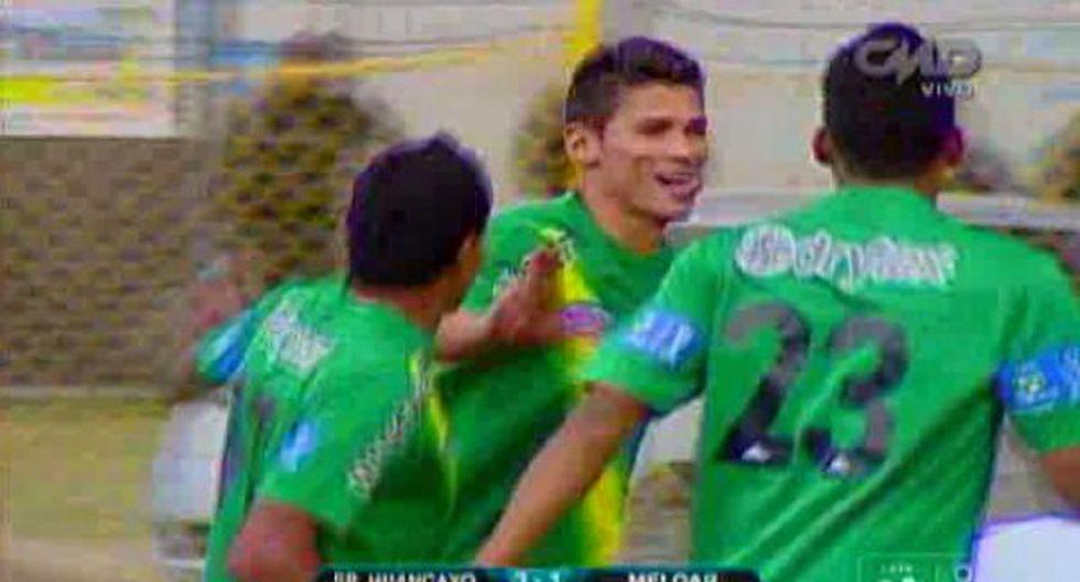Melgar perdió 3-1 ante Sport Huancayo y se despidió del título