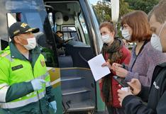 Cajamarca: 29 extranjeros de voluntariado social retornarán a sus países en vuelos humanitarios