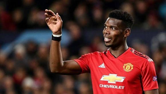 Paul Pogba sueña con el regreso del fútbol. (Foto: AFP)
