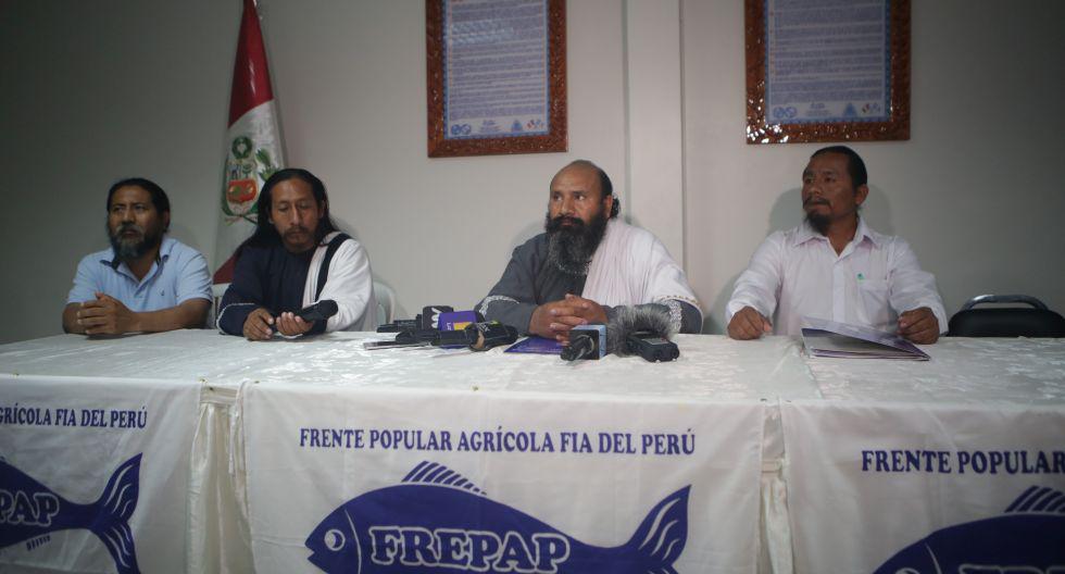 La doctrina política del Frepap coincide con su doctrina religiosa. (Foto: Marco Ramón)