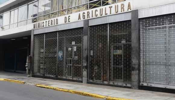 El equipo de transferencia con los seis integrantes se instaló este jueves en la sede central del ministerio. (Foto: GEC)