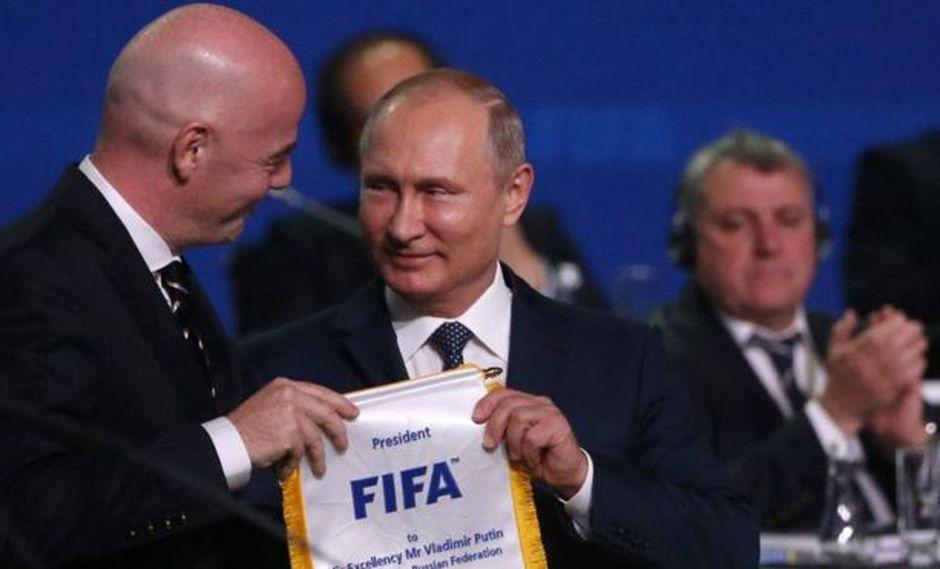 Se cree que Rusia invirtió US$11.000 millones en los preparativos para el evento.