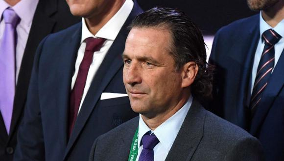 """En una entrevista brindada al diario """"Marca"""", Juan Antonio Pizzi habló de su nuevo desafío con Arabia Saudita en Rusia 2018. También se dio un tiempo para hablar de Chile, su ex equipo. (Foto: AFP)"""