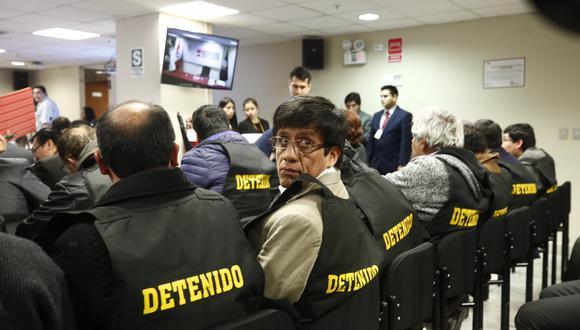 Testigo clave de 'Los Cuellos Blancos del Puerto' habría sido amenaza según informe policial. (FOTO: USI)