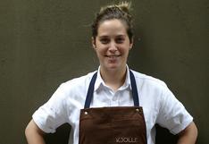 Pía León es elegida Mejor Chef Femenina de Latinoamérica   VIDEO