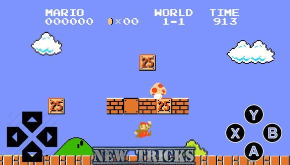 Mario Bros es uno de los juegos más populares de toda la historia. (Foto: Captura)