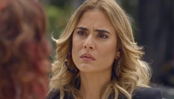 Yeimy Montoya promete alejarse de Juancho y Emilio si Catalina retira su demanda (Foto: La reina del flow 2/ Caracol TV)