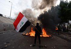 Al menos 12 muertos en 48 horas tras reavivarse las protestas en Irak | FOTOS