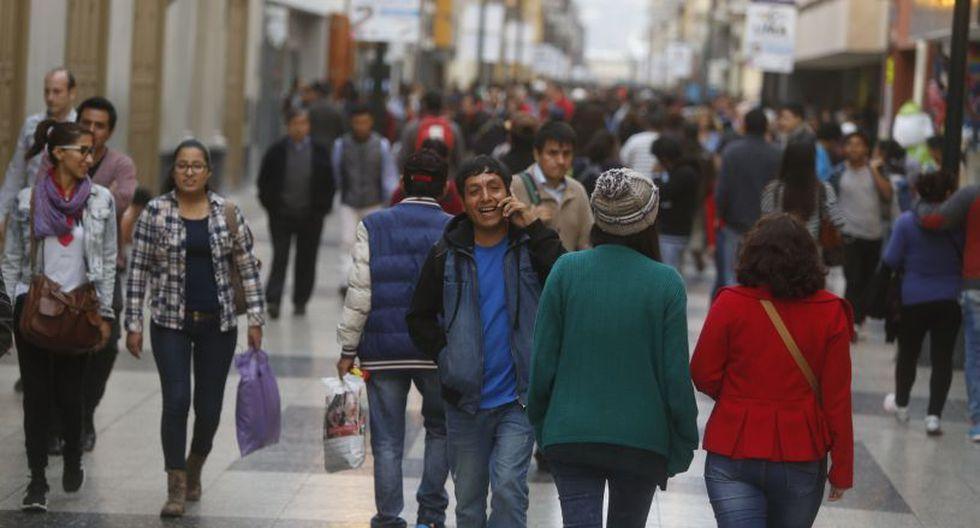 Gobierno declaró jornada no laborable para el sector público este martes a partir de las 4 de la tarde. (El Comercio)