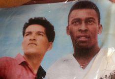 'Patato' Márquez: el gol al Santos y la foto con Pelé que llegó casi medio siglo después