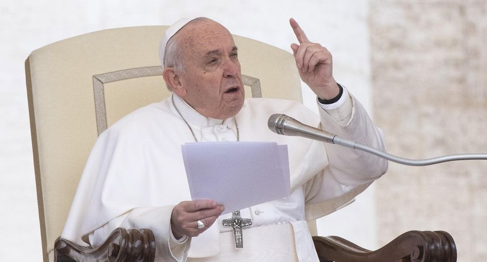 El papa Francisco también habló sobre los musulmanes. (Foto: EFE)