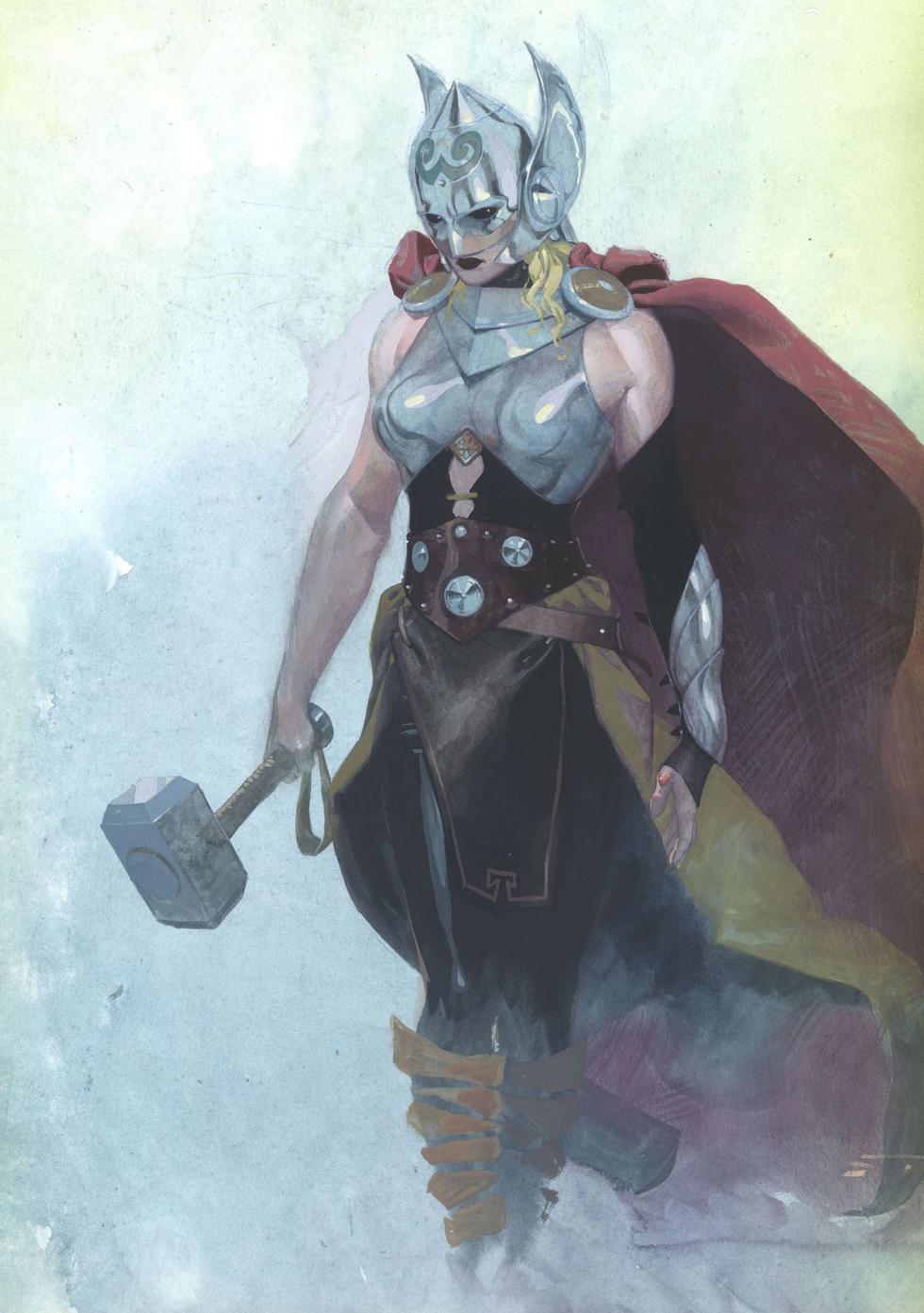 Marvel anunció que Thor ahora será una mujer - 3